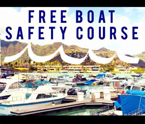 nasbla safe boating certificate hawaii safe boating course kaimala marina
