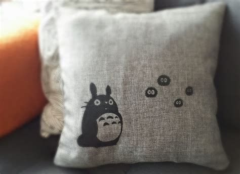 totoro bed for sale on sale totoro pillow case by amorbidtale on etsy