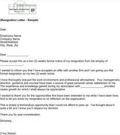 Graceful Resignation Letter by Best 20 Professional Resignation Letter Ideas On
