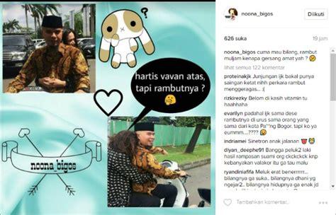 Helm Yg Dipake Alex Anak Jalanan Rambut Mulan Kusam Saat Naik Motor Bareng Dhani Netter