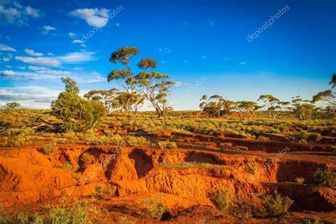 immagini banche banche scenico outback australiano paesaggio rurale