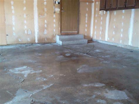 leveling concrete garage floor floor matttroy