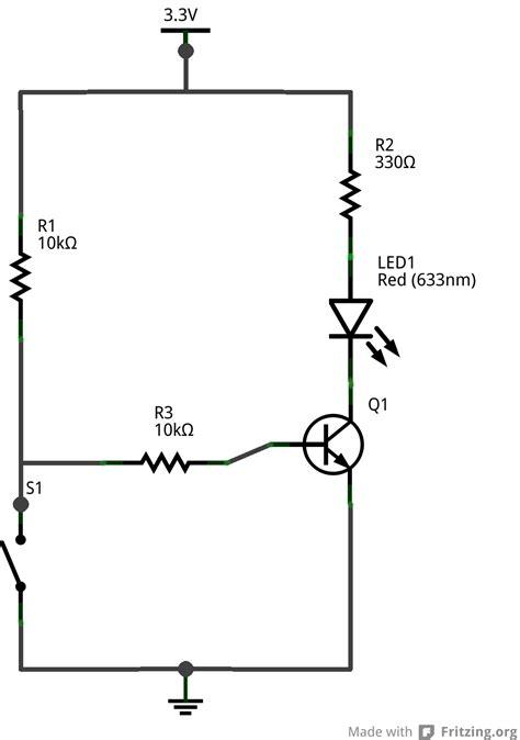 transistor driving led transistor npn led 28 images bjt driving an led above or below electrical engineering stack