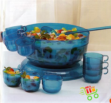 Produk Tupperware Bowl Blossom watercolor tupperware indonesia promo terbaru katalog