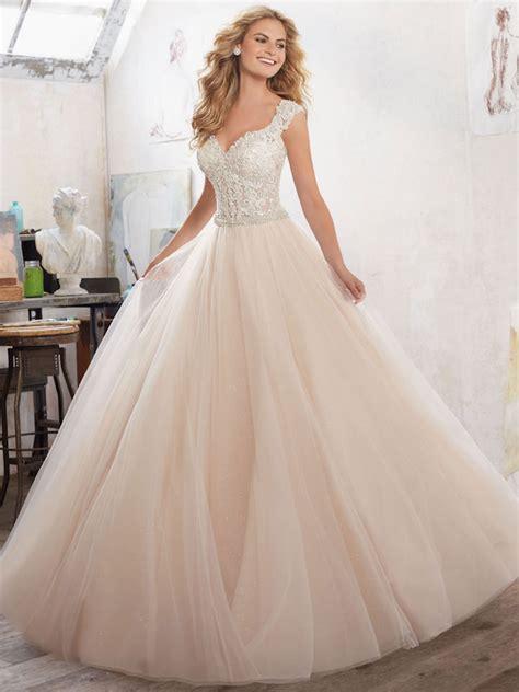 princess wedding dresses belle would definitely wear