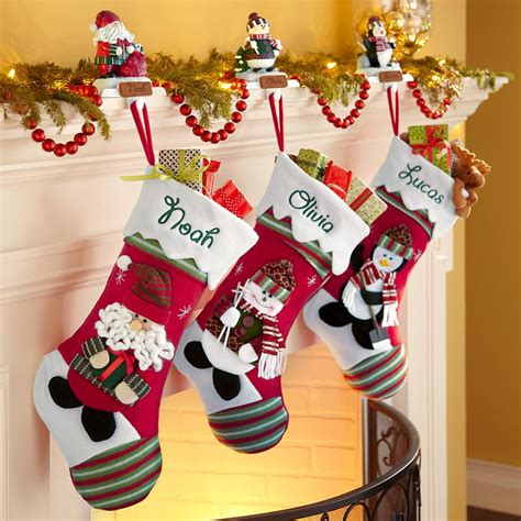unique christmas stockings personalized christmas stockings at personal creations