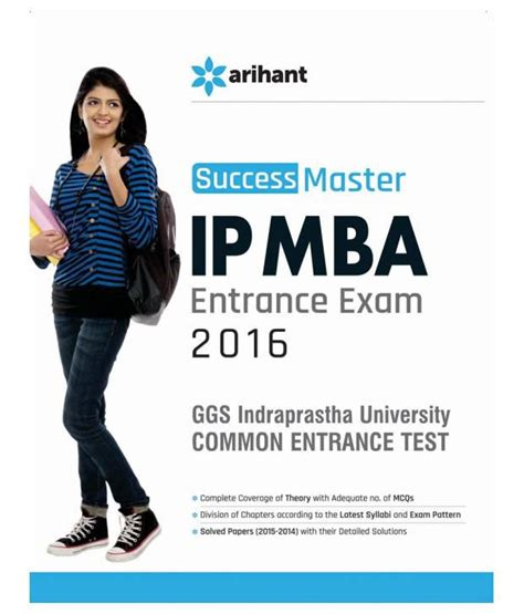Mba Cet 2016 Number Of Applicants by Success Master Ip Mba Entrance 2016 Ggs