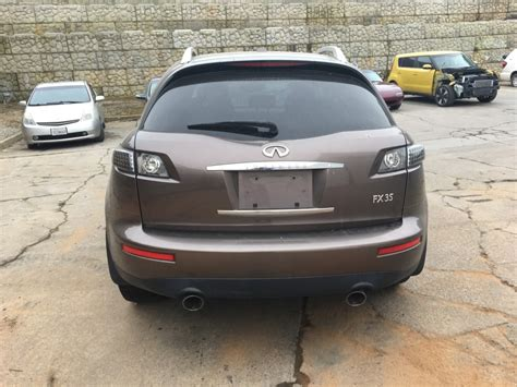 used infiniti fx35 parts 2008 infiniti fx35 parts for sale aa0592 exreme auto parts