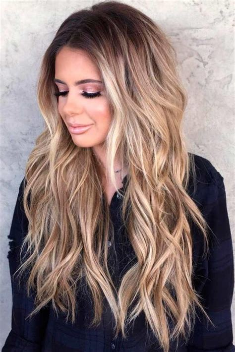 layered haircuts without bangs 2018 popular long hairstyles without bangs