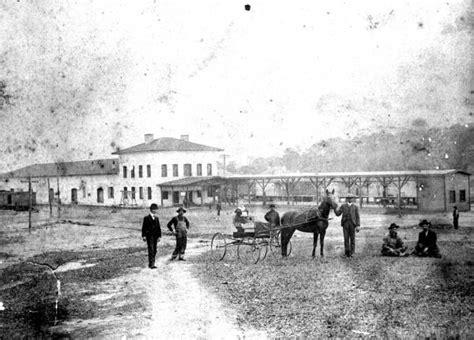 florida memory railroad depot tallahassee florida