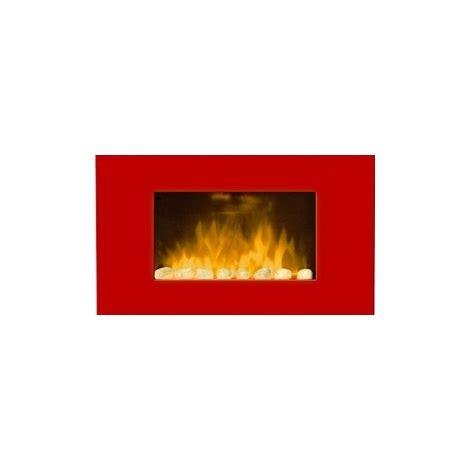calefactor chimenea electrica chimenea el 233 ctrica con calefactor y efecto llama color rojo