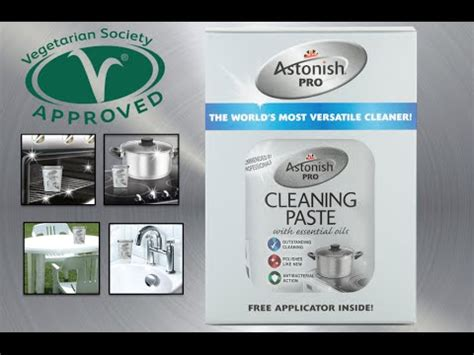 Astonish Pro Cleaning Paste Limited astonish pro cruelty free versatile cleaning paste