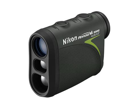 range finder bow hunt deer nikon rangefinder laser 16224 arrow id 3000 gift new ebay