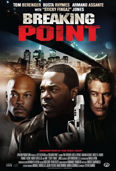 breaking point breaking point movie premiere party