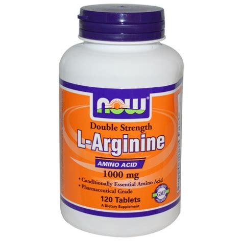 Sale Now Foods L Arginine 1000 Mg 120 Tablets now foods l arginine 1000 mg 120 tablets iherb