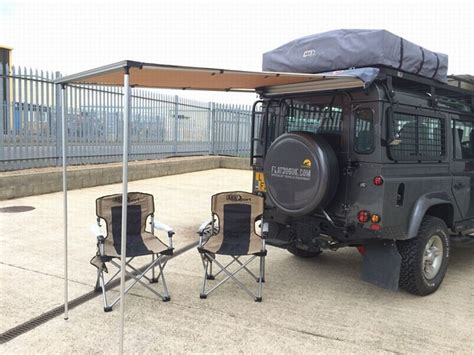arb awnings arb vehicle awning 1250mm x 2100mm 163 160 00 arb awnings and accessories flatdog uk