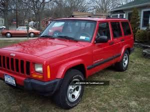 2001 jeep sport