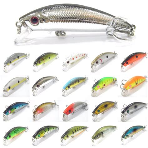 Fishing Lure Stickbait 7cm 7g Silver wlure fishing lure bait tight wobble floating