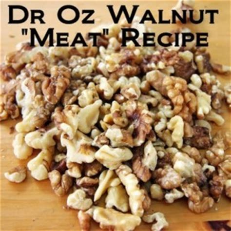 Dr Oz Hair Detox Recipe by Dr Oz Foods That Fight Cellulite And Thin Hair Walnut
