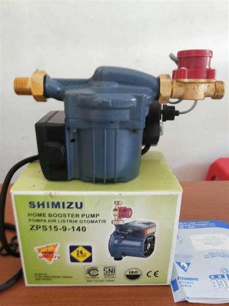Pompa Air Shimizu 40 Meter jual pompa booster shimizu home pompa