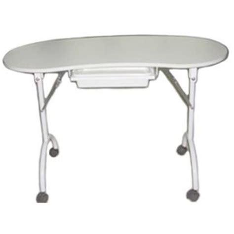 housse de transport pour table de pliante table manucure pliante avec housse de transport