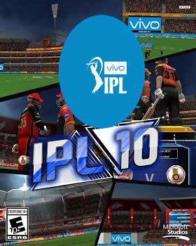 ipl game for pc free download full version vivo ipl 2017 pc game free download full version