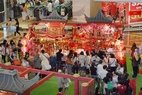 new year event jakarta new year 2009 taman anggrek jakarta indonesia