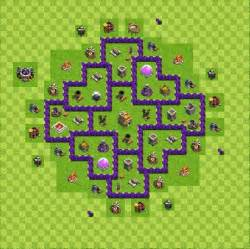 Base defense layout th7 by coolknight139 base defense layout th7 by