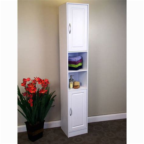 Bathroom Tower Storage Bathroom Storage Freestanding Bathroom Storage Tower From 4d Concepts Kitchensource