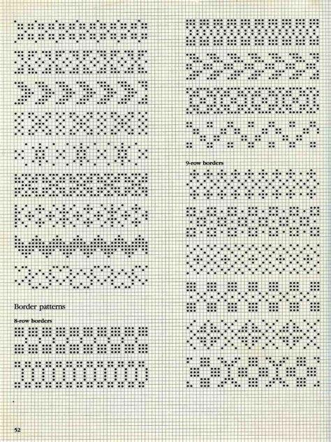 charting knitting patterns foto pinteres