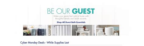bed bath and beyond cyber monday bed bath beyond cyber monday ad 2017