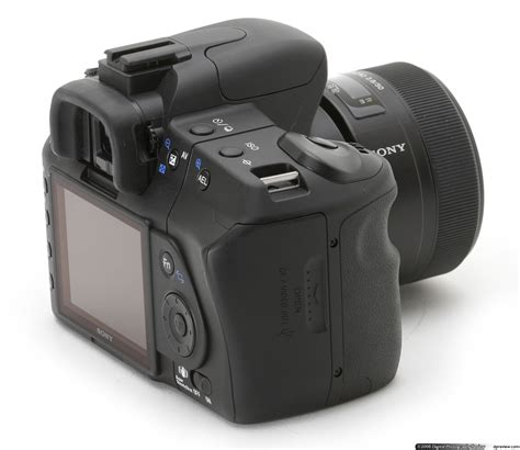 sony alpha reviews sony alpha dslr a200 review digital photography review