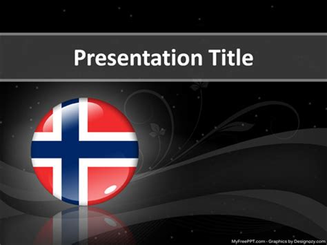 powerpoint themes norway free norway powerpoint templates myfreeppt com