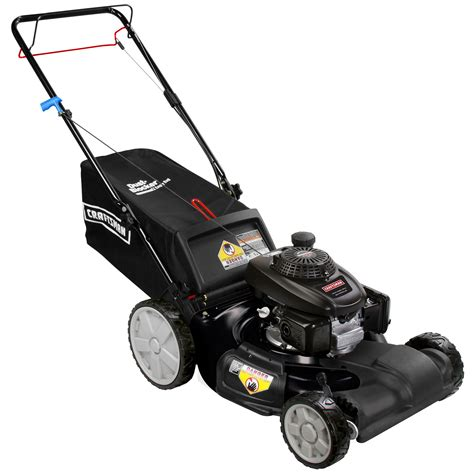 craftsman  baq  cc front wheel drive push mower