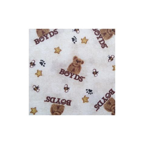 Patchwork Cotton Fabric - cotton patchwork printed fabric quot teddy quot la couserie cr 233 ative