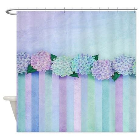 hydrangea curtains hydrangea dreams shower curtain by thehomezone