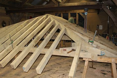 Timber Frame Hip Roof Oak Framed House And Timber Framed Buildings