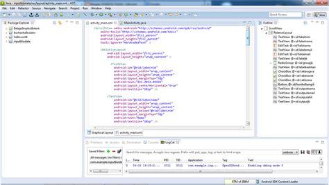 aplikasi untuk membuat file xml pondok tugas tutorial membuat aplikasi android untuk
