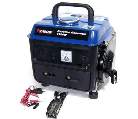 Genset 1200 Watt Np1500e 1 1200 watt portable gasoline electric power generator ebay