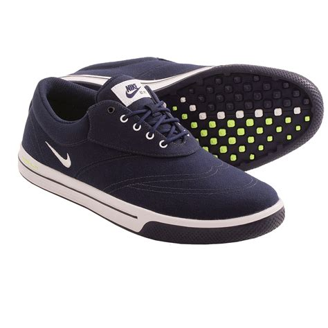 nike lunar swingtip canvas golf shoes for 8373m