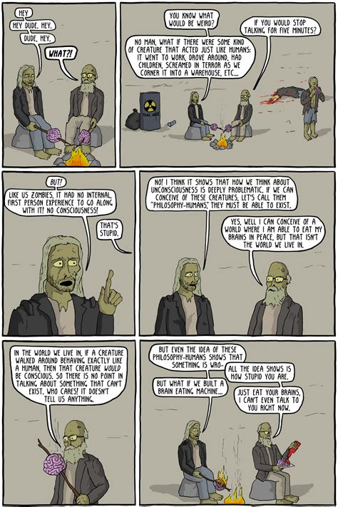 the if machine philosophical philosophy humans existential comics