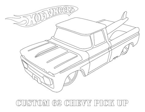 chevy coloring pages quad ocean group
