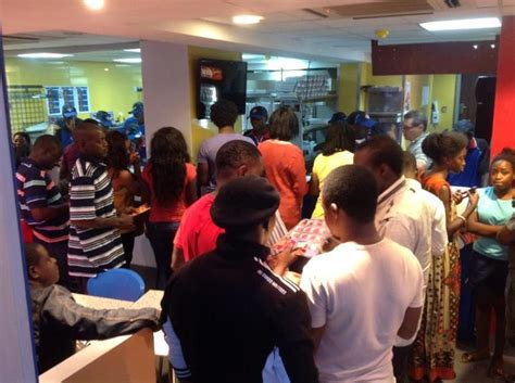 domino pizza lekki domino s pizza launches and generates buzz in nigeria