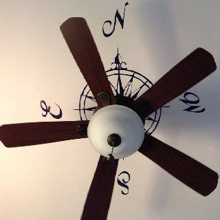 ceiling fan for baby room ceiling compass chris could do this in his study home dreams compass ceilings