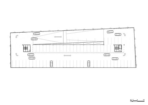 parking floor plan gnome parking garage mei architecten archdaily