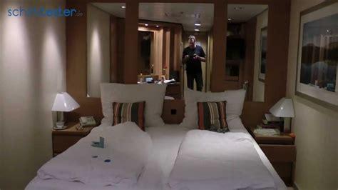 aida kabine für 4 personen mein schiff 1 innenkabine kabinentour