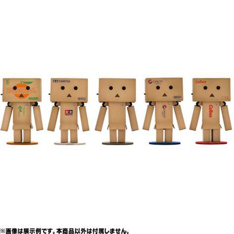 Hbj515 Revoltech Danboard Mini Pepsi amiami character hobby shop yotsuba revoltech revoltech danboard mini corporation