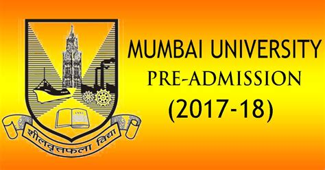 East West Mba Admission Fall 2017 by Mumbai Pre Admission 2017 Tutorial