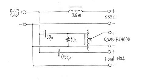 220hz at speaker crossovers circuit diagrams wiring