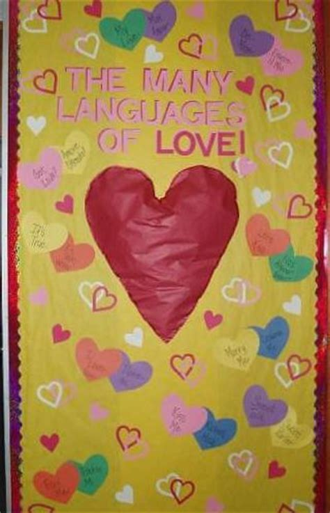 valentines day ideas for high school the many languages of s day classroom